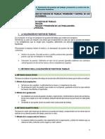T.9. Alumno. La valoración de puestos de trabajo, promoción y control de los Recursos Humanos