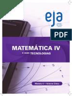 Matemática IV