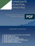 Lecture1b ConvCadastralRefixation procedure and calculation.pdf