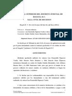 2 MAY 2012.29-200300782 01 Ord. Luz E. Figueroa - Sandra Cuenca - Resp. Medica