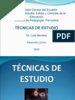 TÉCNICAS DE COMUNICACIÓN2