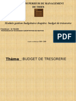 COURS BUDGET BUDGETAIRE