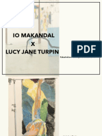 Io Makandal & Lucy Jane Turpin - Rest. Draw. Rest (2018)