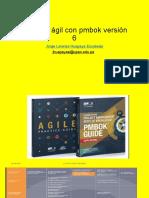 Conferencia_Enfoque agil y pmbok V6