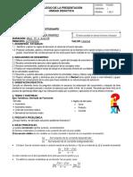 U4 Cálculo 11 - 2016