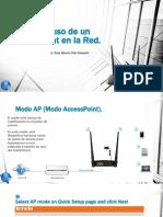 Modos AccessPoint Tenda AP4