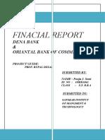 Finacial Mangment ...project....report