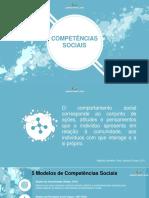 DP&T - 3ª Aula (Competências Sociais e Interpessoais, Inteligência Emocional e CHA [Conhecimento, Habilidades e Atitudes]).pdf