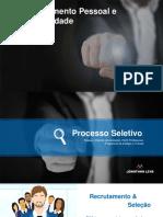 DP&T - 4ª Aula (Processo Seletivo e Recolocação Profissional).pdf