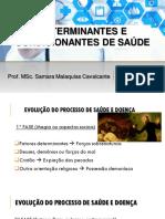 DETERMINANTES E CONDICIONANTES - UNINASSAU