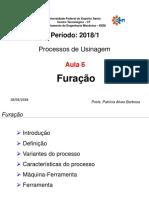 AULA 06-Furao 1