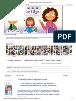Discalculia , ejercicios para trabajar.pdf