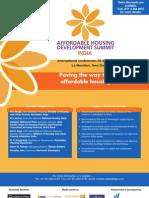 Affordable Housing Development India
