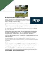 Gacetilla - Más negociados en la Reserva Natural de Ciudad Evita - Red de Áreas Protegidas Urbanas