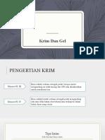 PPT Krim dan Gel Dian.pptx