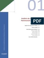 Análisis de la Estructura Patrimonial y Financiera