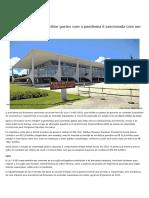 Mudança na LDO para facilitar gastos com a pandemia é sancionada com um veto — Senado Notícias