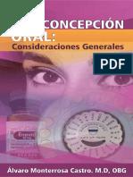 ANTICONCEPCION ORAL Consideraciones Generales.pdf