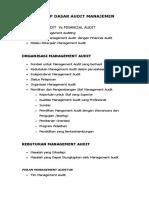 Audit Manajemen Seringkali Diartikan Sama Dengan Audit Operasional