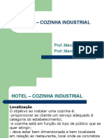 HOTEL _ COZINHA INDUSTRIAL