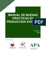 MANUAL BUENAS PRACTICAS AVICOLAS