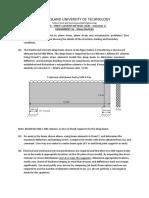 EGB485 - Assignment 2a 2020