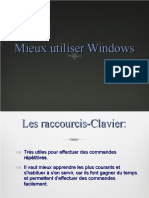 Mieux utiliser Windows