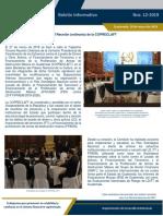 10.-XXXIII Reunión (ordinaria) de la COPRECLAFT- Fecha 29.03.2019 (7)