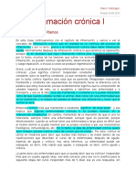 16. Inflamación crónica I