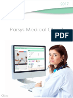 Product sheet - Parsys cloud - Parsys Telemedicine