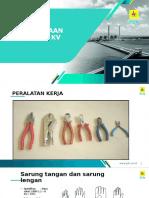 2. Presentasi 2. Alat Kerja dan Peralatan Kerja