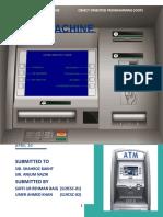 ATM REPORT