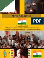 Nitya Agnihotris - India