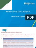 TEMA 09 - Rentas de Cuarta y Quinta Categoria