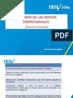 TEMA 10 - Regimen de Rentas Empresariales 3ra