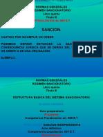 REGIMEN SANCIONATORIO PARTE GENERAL DIAPOSITIVAS
