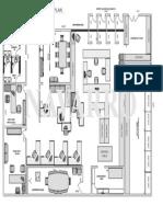 hospital pharmacy floor plan