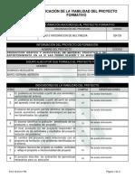 Reporte Viabilidad Proyecto de Aprendizaje - 1371261 - PRODUCCIÓN GRAFICA Y AUDIOVISU