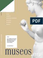 Las medidas de fomento ley mecenazgo museos