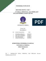 Pendidikan IPS di SD - Modul 5 KB 2