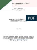 Tchaadaiev Lettres_philosophiques_adressees_a_une_dame
