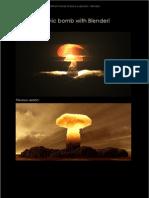Atomic Bomb Tutorial En