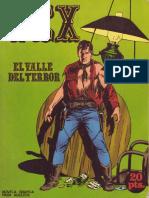 01 - El valle del terror