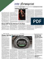 LibertyNewsprint 8-6-08 Edition