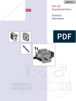 danfoss PVG 120 valve