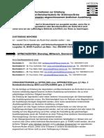 Information zu einer Drittstaatenausbildung Medizin (2)