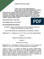 Ley 25.877. Conflictos colectivos. Servicios esenciales.docx