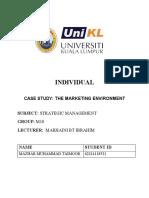 Case Study Marketing Management