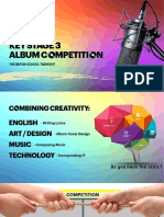 KS3 Album Competition