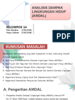 PPT AMDAL KEL 14.pptx